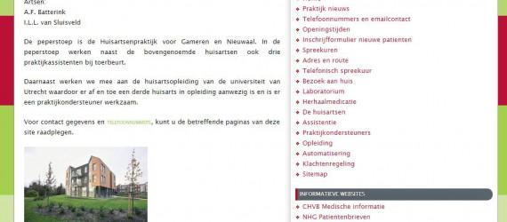wordpress website bouwer